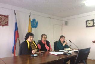 Состоялось очередное заседание Научно-методического совета по учебникам Министерства образования и науки Республики Тыва