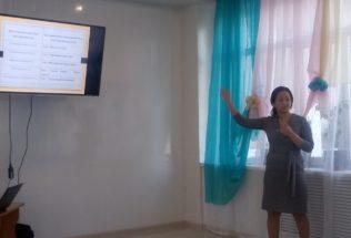 Проведен Семинар-совещание с педагогическими работниками дошкольных образовательных учреждений г. Кызыла в рамках реализации проекта «Тувинский язык-детям»