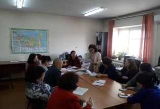 В Институте развития национальной школы обсудили примерную рабочую программу «Тыва дыл» для дошкольных образовательных учреждений