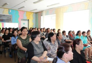 II модуль курсов повышения квалификации для воспитателей дошкольных образовательных учреждений Республики Тыва