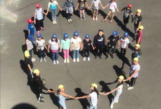 День тувинского языка в детских оздоровительных лагерях Тувы