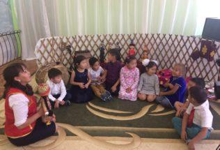 В Республике Тыва в дошкольных образовательных учреждениях реализуется региональный проект «Тувинский язык — детям»